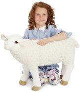 Melissa & Doug Sheep Soft Toy - Giant