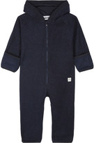 Molo Umeko hooded fleece onesie 3-12 months