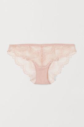 H&M Lace Bikini Briefs