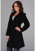 "Scully Alexandra"" Vintage Wool Frock Coat"