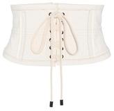 Isabel Marant Lace-up corset belt