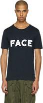 Facetasm Black face T-shirt