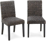 JCPenney FURNITURE PRIVATE BRAND Willow Set of 2 Side Chairs