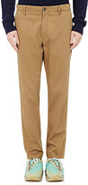 Acne Studios Men's Ayan Stretch-Cotton Slim Trousers