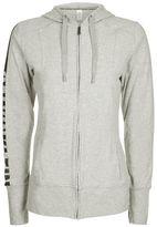 Calvin Klein Grey marl hoodie