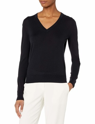 Theory Women's V Neck Pullover
