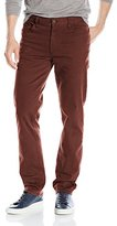 Calvin Klein Jeans Men's Slim Straight Sateen Pant