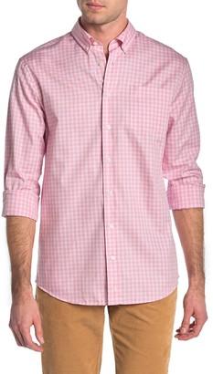 johnnie-O Louis Classic Fit Check Sport Shirt