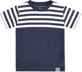 Mads Norgaard Toldino 17-1 Striped T-Shirt