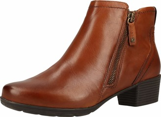Jana 100% comfort Women's 8-8-25307-25 Ankle Boot