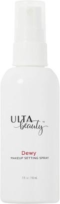 Ulta Dewy Makeup Setting Spray