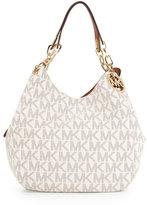 MICHAEL Michael Kors Fulton Large Tote Bag, Vanilla