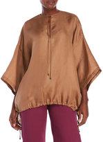 Ter Et Bantine Silk Oversized Blouse