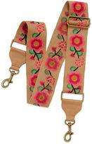 Asstd National Brand Interchangeable Embroidered Bag Strap