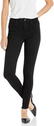 Skinnygirl Women's The High-Rise Every Curve Skinny Jean in 360 Flex Denim