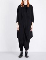 Y's YS Hooded woven coat