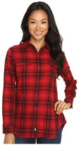 Woolrich Malila Peak Flannel Shirt