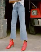 Rag & Bone Ankle justine trouser wide leg
