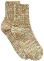 Hue HUEandreg; Women's Space-Dyed Shortie Boot Socks