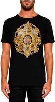 Balmain Medal Print T-shirt