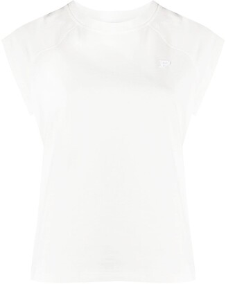 Philosophy di Lorenzo Serafini logo embroidered T-shirt