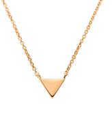 Missoma Women's Nexus Necklace Gold