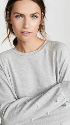 Cosabella Daria Pearl Long Sleeve Top