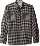 Wrangler Men's Authentics Long Sleeve Flannel Shirt