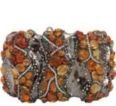 Arunashi Fire Opal Cuff Bracelet
