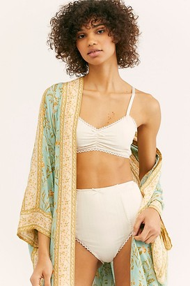 Free People Spell And The Gypsy Collective Lana Organic Cotton Bralette by Spell and the Gypsy Collective at