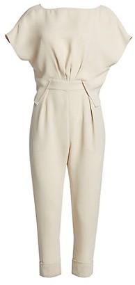 Rachel Comey Paloma Crepe Jumpsuit