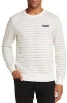 G Star Prebase Stripe Sweatshirt