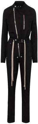 Rick Owens Gary cotton poplin jumpsuit