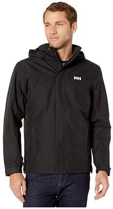 Helly Hansen Dubliner Insulated Jacket (Black) Men's Coat