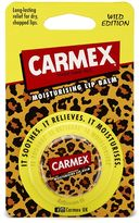 Carmex wild limited edition lip balm pot