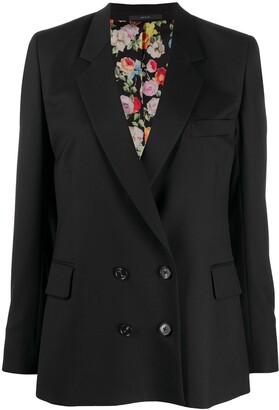 Paul Smith Double-Breasted Tailored Blazer