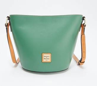 Dooney & Bourke Smooth Leather Small Thea Crossbody