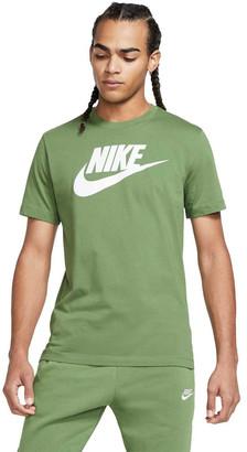 Nike Mens Sportswear Icon Futura Tee
