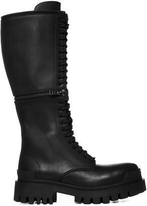 Balenciaga Master Thigh-High Boots