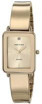 Anne Klein Diamond Dial Watch (Gold-Tone) Watches