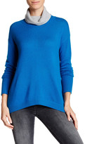 Magaschoni Long Sleeve Turtleneck Cashmere Pullover