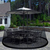 Pier 1 Imports Black Umbrella Screen