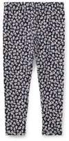 Ralph Lauren Floral Stretch Cotton Legging Navy/Red Multi 5