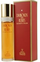 Elizabeth Taylor Diamonds and Rubies 1.7 Ounces, W-1562
