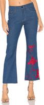 Siwy Emmylou Ankle Flare Jean