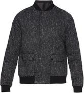 Balenciaga Melange bomber jacket