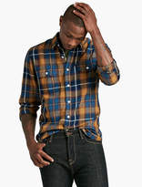 Lucky Brand Miter Indigo Shirt