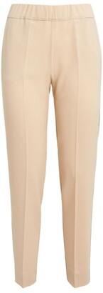 D-Exterior D.Exterior Elasticated-Waist Trousers