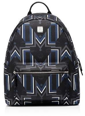 MCM Gunta Visetos Weekender Backpack