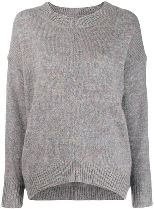 Etoile Isabel Marant Loose-Fit Crew Neck Jumper